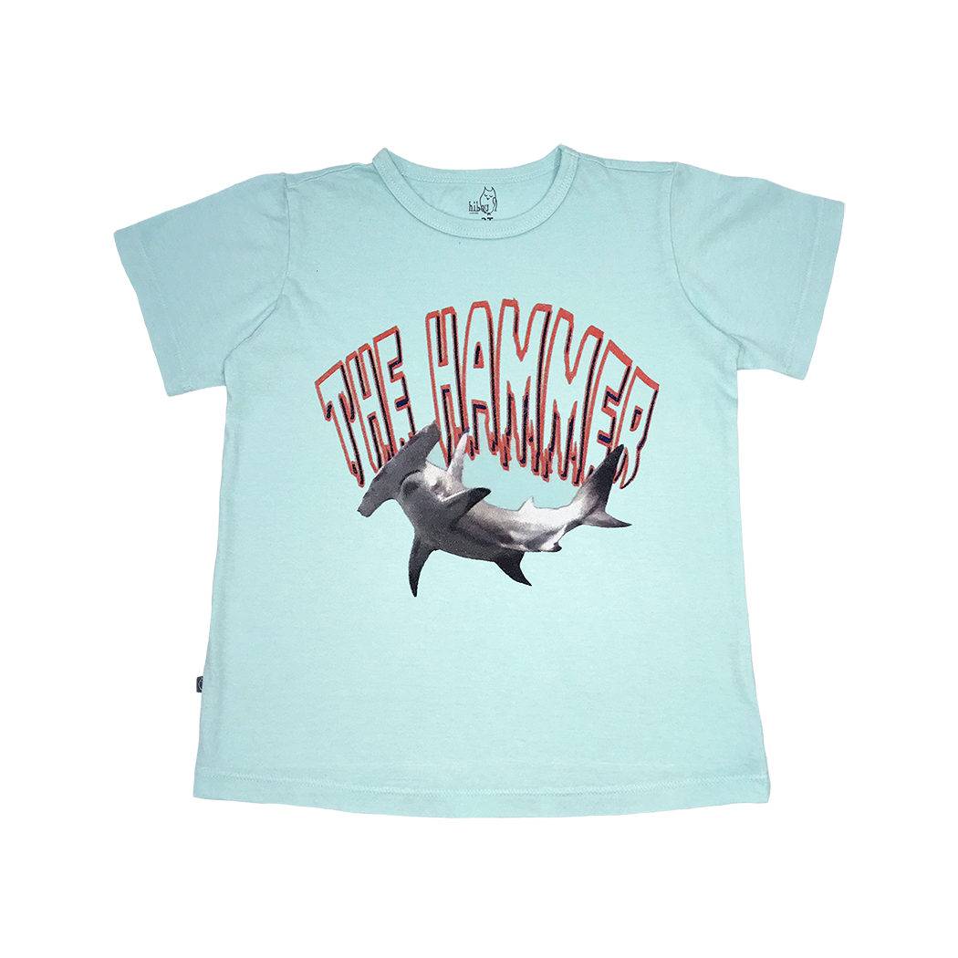 3417842fa585 Buy The Hammer Tee at Hibou Clothing for only   32.00
