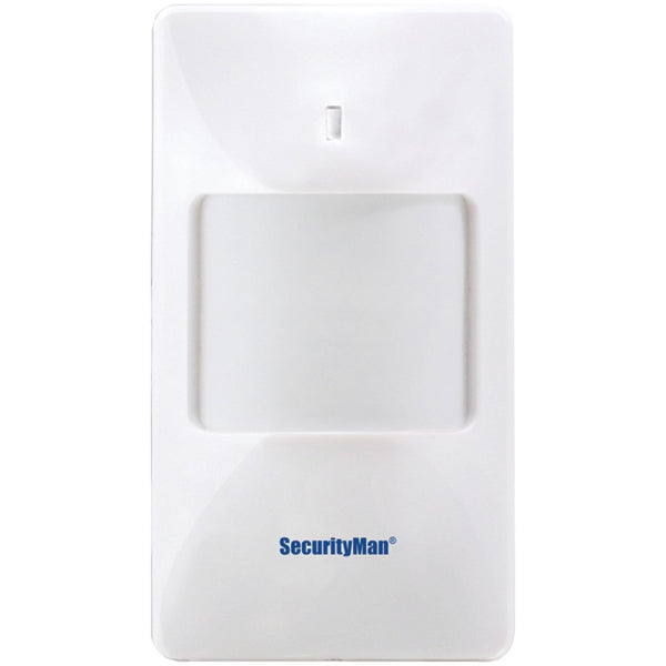 SECURITYMAN SM-80 Wireless Wide-Angle PIR Motion Sensor for Air-Alarm System