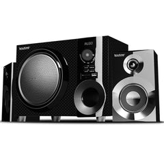 Boytone BT-210FD Wireless Bluetooth 30-Watt Speaker System with FM Radio