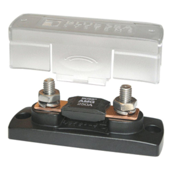 Blue Sea 5001 Fuse Block MEGA 100-300A w-Cover
