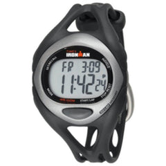 Timex Ironman Triathlon 50 Lap Full Size Black-Stainless