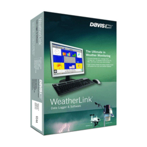 Davis WeatherLinkIP™ f-Vantage Stations