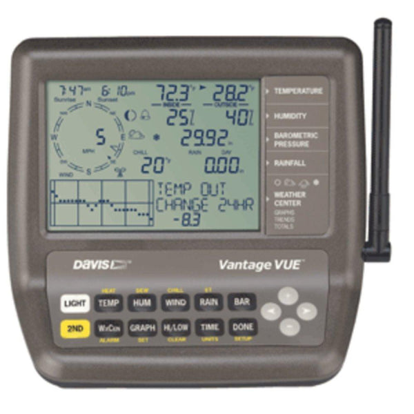 Davis Vantage Vue® 2nd Station Console-Receiver