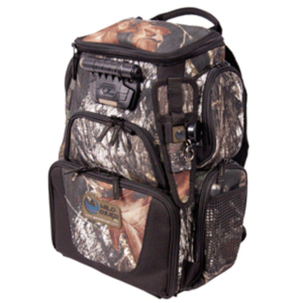 Wild River RECON Mossy Oak Compact Lighted Backpack w-o Trays