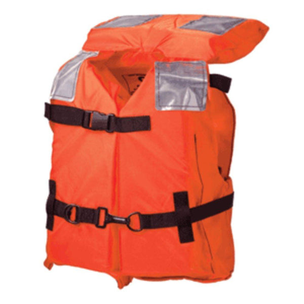 Kent Type I Vest Style Life Jacket - Child