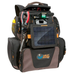 Wild River Tackle Tek™ Nomad XP™ Lighted Backpack w-USB Charging System, SP01 Solar Kit & Trays