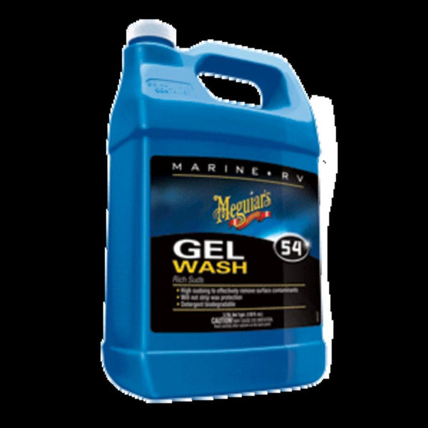 Meguiars Boat Wash Gel - 1 Gallon