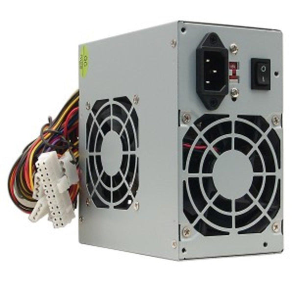 A-Power AGS 450W 20+4-pin Dual-Fan ATX Power Supply w-SATA
