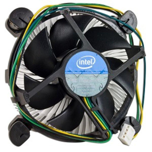 Intel Socket 1155-1156 Aluminum Heat Sink & 3.5 Fan w-4-Pin Connector up to Core i3 3.06GHz