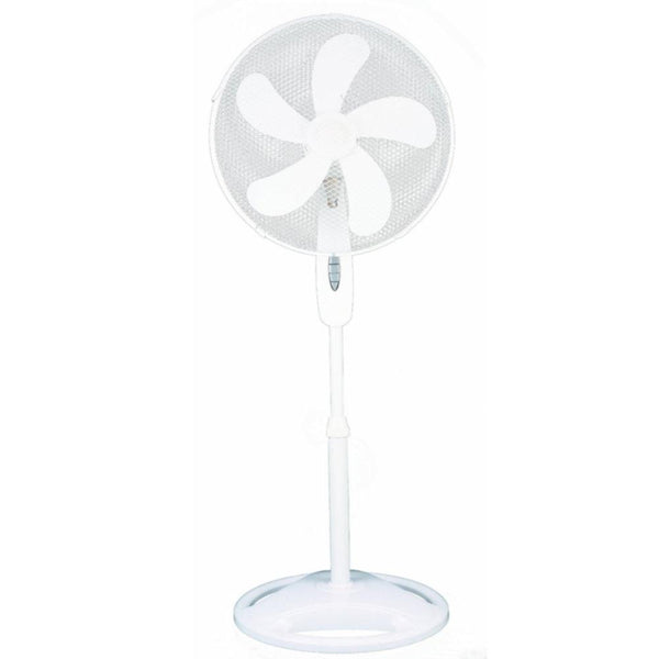 16 Oscillating Stand Fan 5 Blade