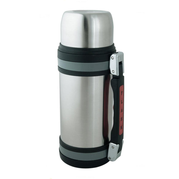 Brentwood 1.0L Vacuum S-S Bottle With Handle