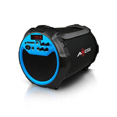 2017 Hot Sale Axess Indoor-Outdoor Bluetooth, 6 Subwoofer-3 Horn 2.1 Blue Speaker