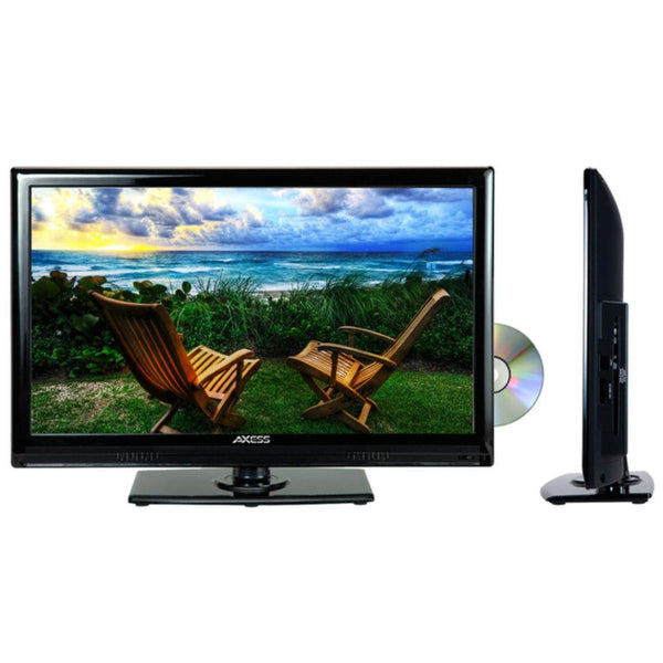 New Best Seller Axess 19 LED Television (TV) With DVD Consumer Electronics