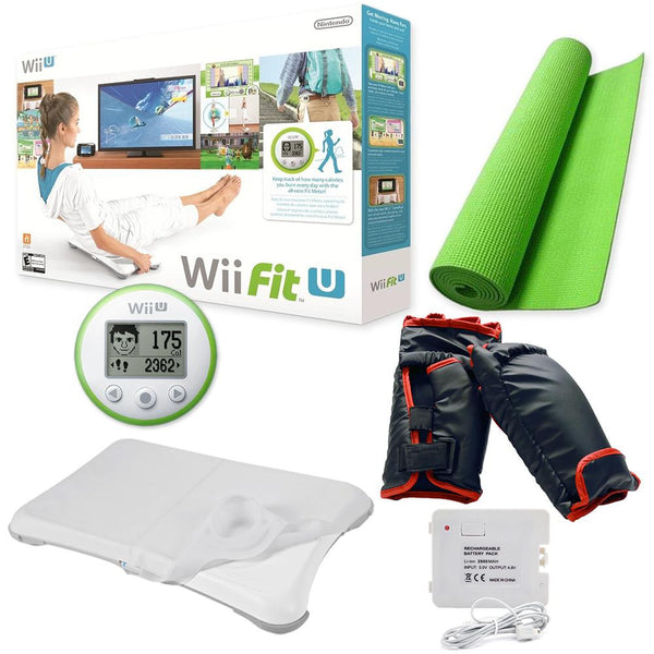 Wii Fit U Bundle with Accessories