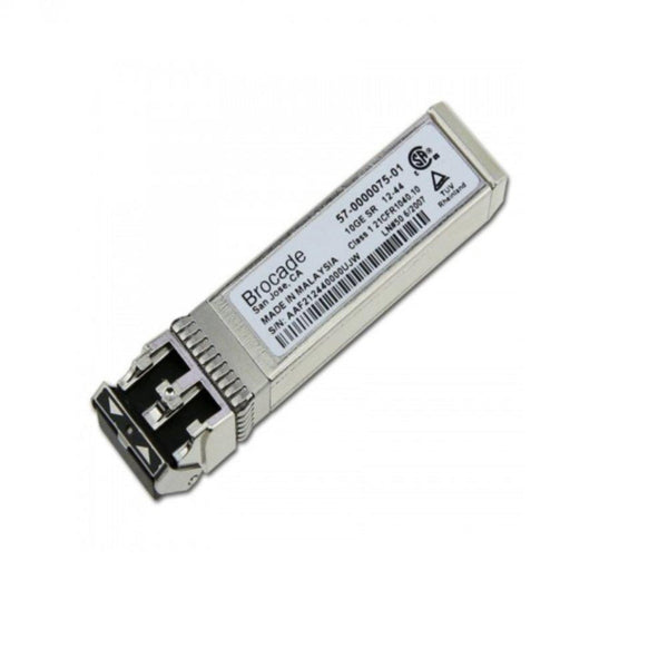 10GB Brocade Genuine Shortwave SFP+ SR 850nm 300m Transceiver XBR-000180