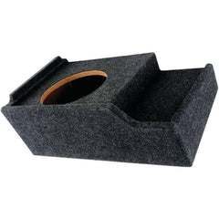 ATREND A151-12CP BBox Series Subwoofer Boxes for GM(R) Vehicles (12 Single Downfire)