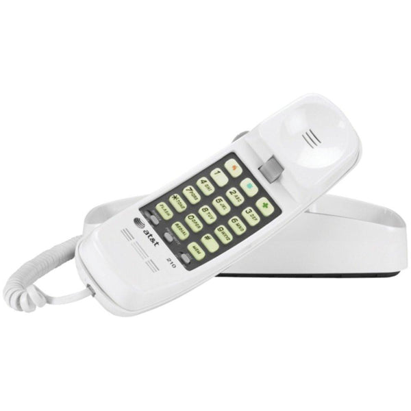 New Trendy ATT ATTML210W Amazing Corded Trimline(R) Phone with Lighted Keypad (White) Consumer Electronics
