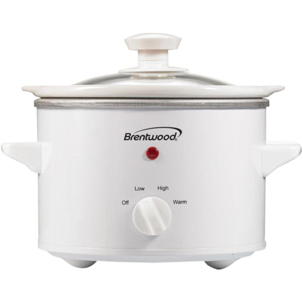 2017 New Hot Sale BRENTWOOD SC-115W 1.5 Quart Slow Cooker Free Shipping