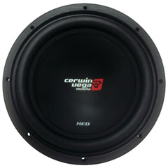 CERWIN-VEGA MOBILE XED12 XED SVC 4ohm Subwoofer (12, 1,000 Watts)