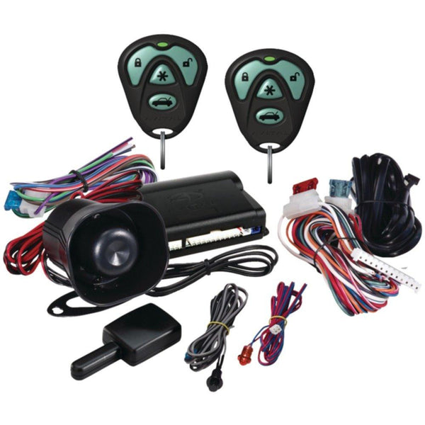 New Arrival Hot Selling AVITAL 3100L 3100 1-Way Car/Vehicle Security System with Siren Free Shipping
