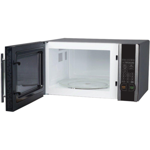 MAGIC CHEF MCM1110ST 1.1 Cubic-ft, 1,000-Watt Microwave with Digital Touch (Stainless Steel)