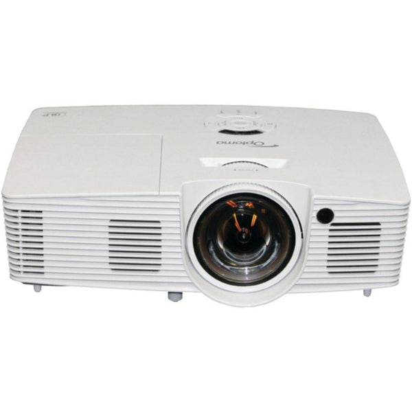 OPTOMA X316ST X316ST XGA Full 3D Short-Throw Projector