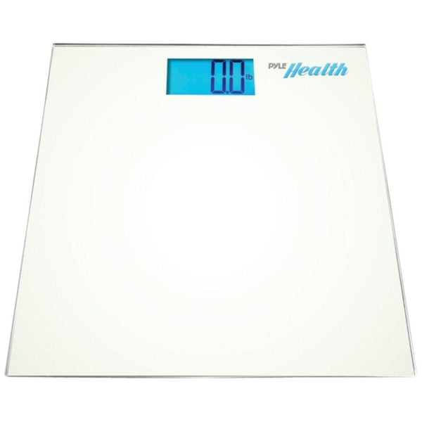 PYLE PHLSCBT2WT Bluetooth(R) Digital Weight Scale (White)