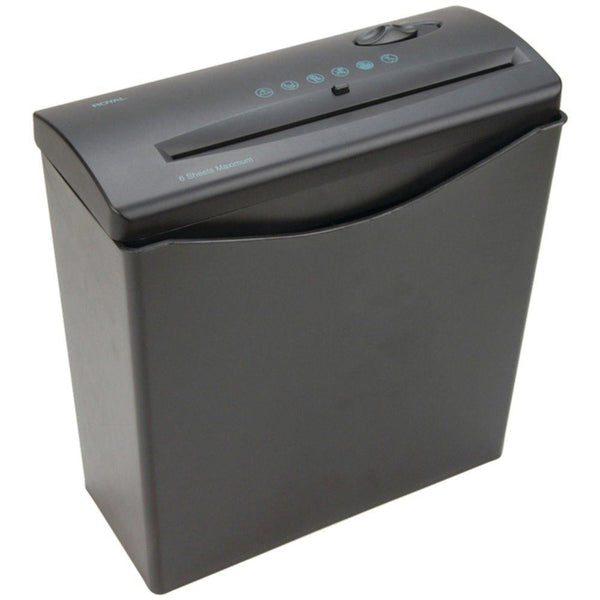 ROYAL 16999U JS55 5-Sheet Shredder with Basket