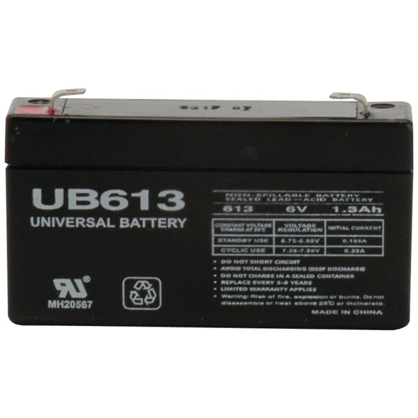 UPG 85926 UB613, Sealed Lead Acid Battery