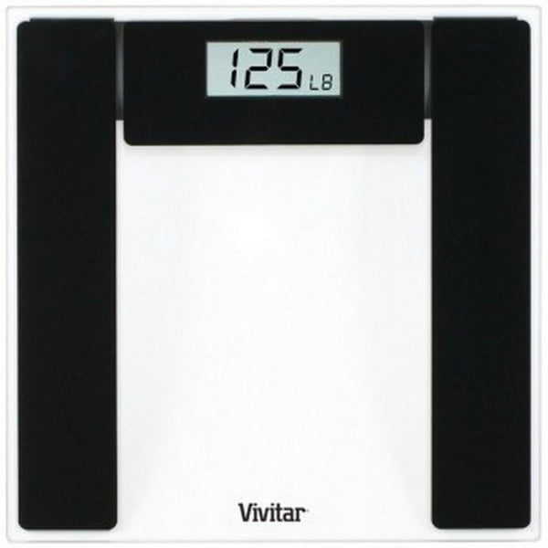 VIVITAR PS-V132-C BodyPro Digital Scale (Clear)