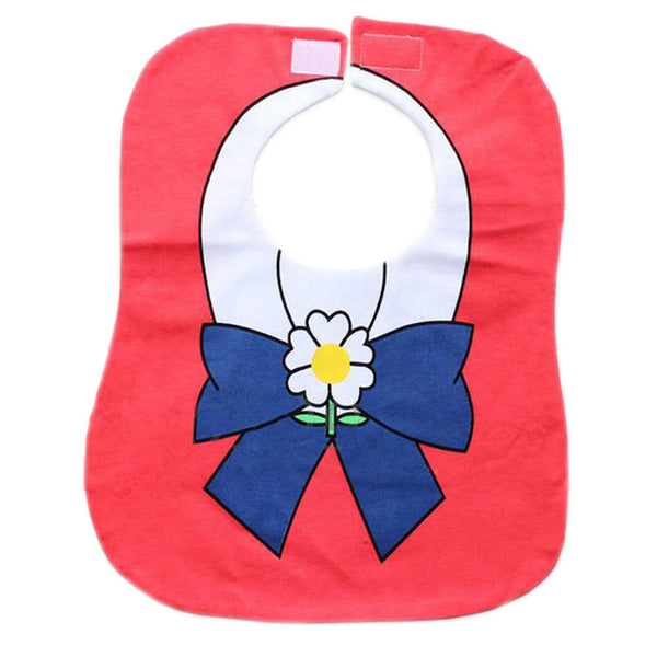 Airline Uniform Neat Solutions Baby Burp Cloths Infant Toddle Bib RED Set of 2