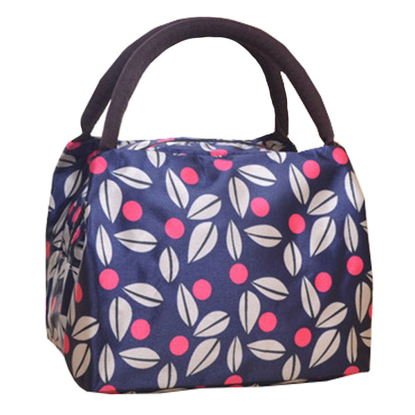 Reusable Lunch Tote Bag Lunch Bag Lunch Box Organizer Lightweight, A
