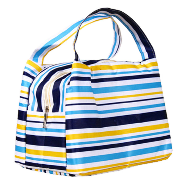Reusable Durable Lunch Bag Lunch Box Organizer Lunch Tote Bag Unisex