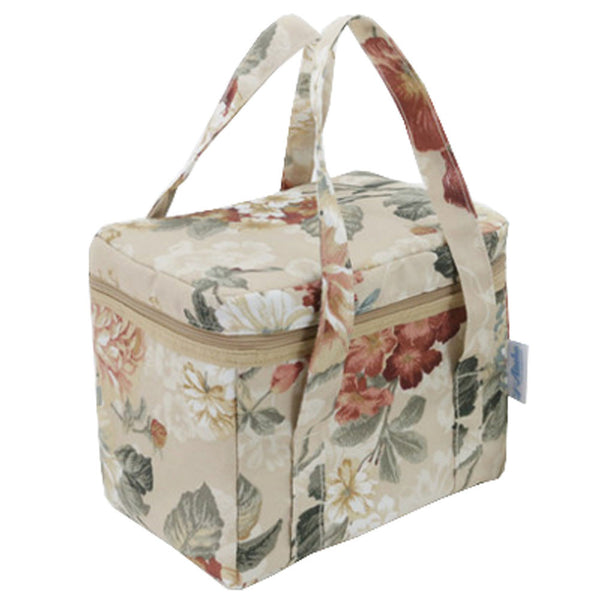 New Arrival Beautiful Style Lunch Tote Bag Box Organizer Holder Zipper