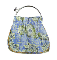 New Floral Design Chinese Elegant Clutch Bags/Handbags for Women