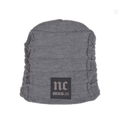 Men's Thick Knit Beanie Cap Hat Oversized