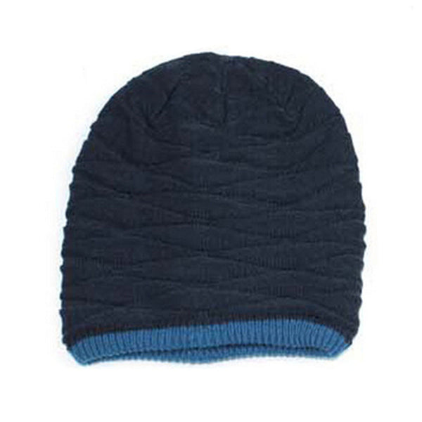 Winter Beanie Cap Hat For Men Knit