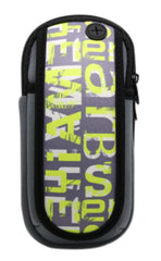 Alphabet Outdoor Sports Jogging Arm Package Mobile Phone Wrist Bag