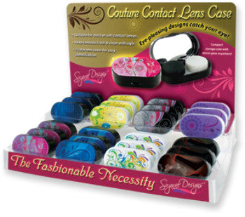 Couture Contact Lens Case Case Pack 48