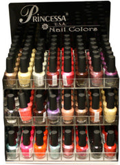 Assorted Nail Polish Display Case Pack 288