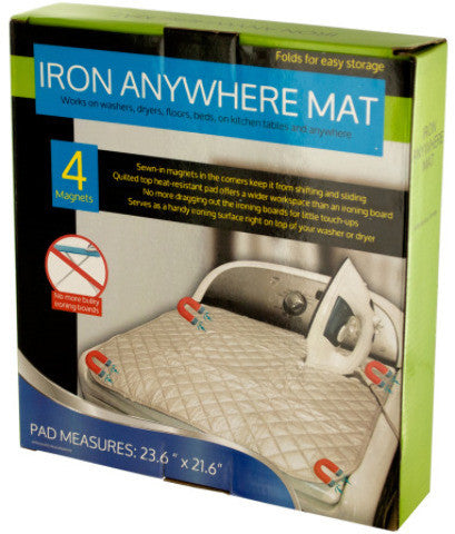 Iron Anywhere Mat with Magnets