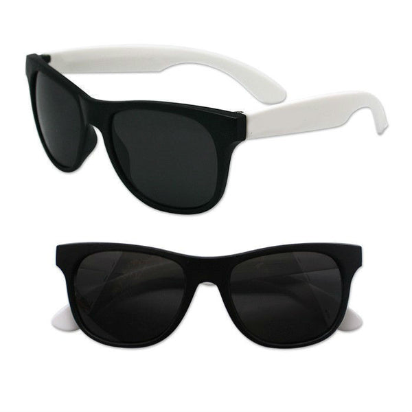 Adult Size Black and White Sunglasses Case Pack 300
