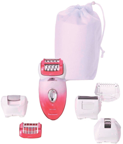 New Arrival Hot Sale Women's Epilator with Shaver Attachments 2017
