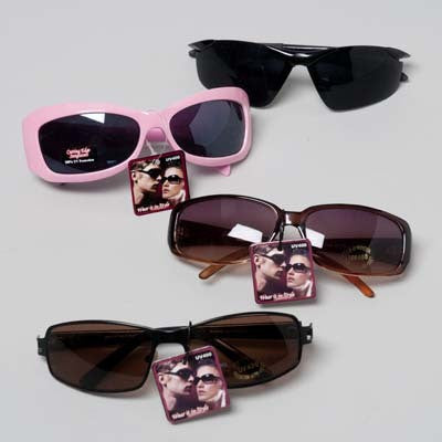 Assorted Deluxe Sunglasses Case Pack 48