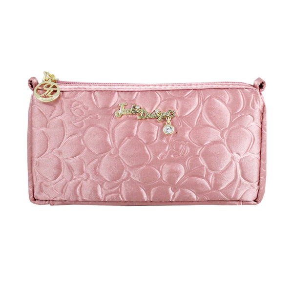 Royal Blossom Compact Cosmetic Bag 7.08