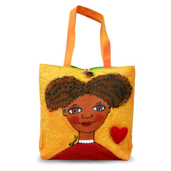 2017 New Hot Sale BrightFaces Frizzy Large Colorful Stylish Tote Bag