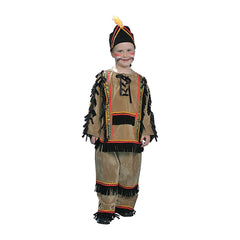 New Arrival Deluxe Indian Boy Halloween 2016 Costume Set for Kids- Toddler T2