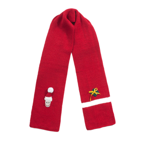Kidorable Toddler Infant Weather Protective Christmas Scarf