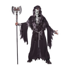 Evil Unchained Child Halloween 2016 Costume Large 10-12