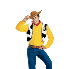 Morris Halloween 2016 Woody Costume Kit for Adult